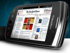 RIM lanseaza BlackBerry 10 in ianuarie 2013: doua telefoane BlackBerry noi