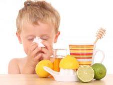 Descopera 5 remedii naturale pentru tratarea bolilor copiilor!