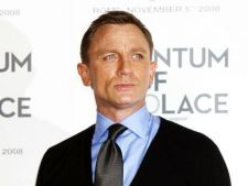 Daniel Craig a descoperit ca este inrudit cu adevaratul James Bond