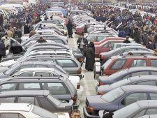 Vanzarile de masini noi in Romania au scazut cu peste 20%