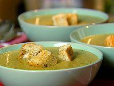 Supa de broccoli si spanac