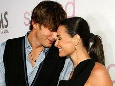 Demi Moore si Ashton Kutcher din nou impreuna pentru un proiect caritabil