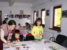 Muzeul Satului invita copiii si parintii la ateliere de creatie distractive si educative