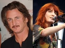 Sean Penn s-a indragostit de Florence Welch?