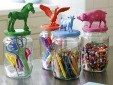Organizatoare atractive pentru jucariile copilului tau
