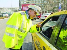 Taximetristii, in topul soferilor care comit cele mai multe abateri in trafic