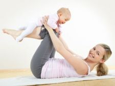 Sport cu bebelusul tau: afla tipurile de miscare si beneficiile sale!