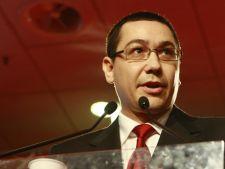Premierul Victor Ponta se va adresa marti plenului reunit al Parlamentului