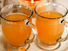 Ceai aromat cu portocala