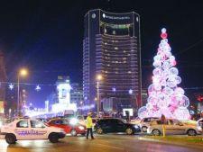 Luminitele de sarbatori vor fi aprinse in Bucuresti pe data de 5 decembrie