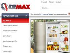 ADVERTORIAL  Cauti electrocasnice de calitate si accesibile? Demax are solutii pentru tine!