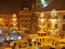 Primul Targ de Craciun din tara se deschide in weekend la Sibiu!