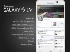 Samsung Galaxy S4: ce noutati aduce noul smartphone