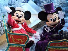 Petrece-ti sarbatorile de iarna cu familia la Disneyland