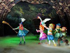 Workshop-uri, spectacole si expozitii la Festivalul International al Teatrului de Animatie