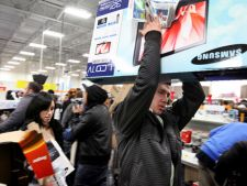 Black Friday a debutat cu stangul in Romania