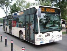 Autobuzele vor circula pe trasee modificate, din cauza festivitatilor de Ziua Nationala a Romaniei
