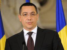 Premierul Ponta va prezenta bugetul pe 2013 doar Parlamentului