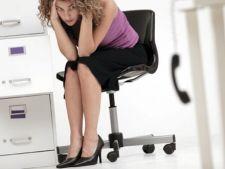 Jobul stresant, la fel de periculos pentru sanatate ca somajul