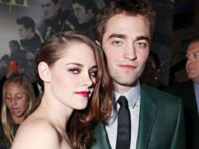 Kristen Stewart si Robert Pattinson asteapta un copil?