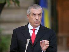 Tariceanu l-a atacat indirect pe Crin Antonescu