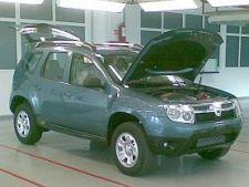 Imagini cu Dacia SUV