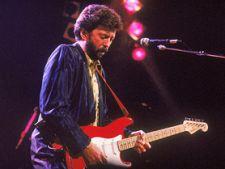 Eric Clapton chitara