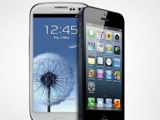 iPhone 5 nu poate depasi Samsung Galaxy S3 in Marea Britanie