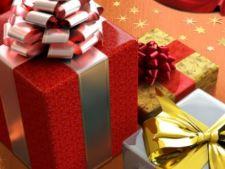 Ce cadouri isi doresc romanii de sarbatori