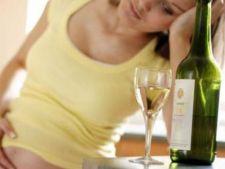 Consumul moderat de alcool in sarcina afecteaza IQ-ul fatului