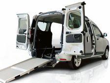 Dacia Dokker a primit o versiune destinata persoanelor cu dizabilitati