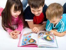 Targ de carte pentru copii la Plaza Romania