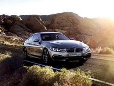 BMW a dezvaluit primele imagini cu Seria 4 Concept