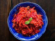 Salata marocana cu morcov si sfecla