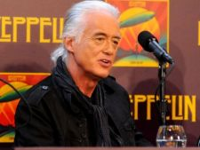 Jimmy Page a confirmat turneul solo din 2013