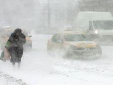 Romania, acoperita de nameti. Afla care este situatia drumurilor si prognoza meteo!