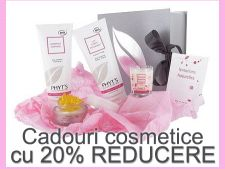 Cadouri cosmetice Bio pentru Craciun
