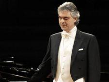 Andrea Bocelli, colaborare inedita pentru noul sau album