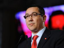 Victor Ponta prezinta miercuri forma finala a noului Guvern