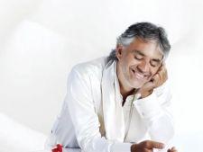 Promotie de Craciun: pretul biletelor pentru concertul lui Andrea Bocelli vor fi reduse cu 25%