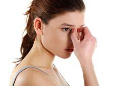 Suferi frecvent de sinuzita? Afla care sunt cauzele!