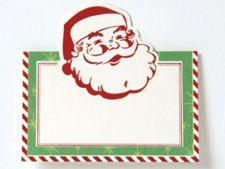 Ai invitati de Craciun sau Revelion? Creeaza cartonase festive!