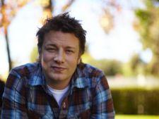 Jamie Oliver si familia, in pijamale pe o retea de socializare