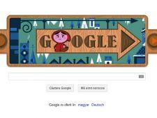 Google aniverseaza 200 de ani de povesti scrise de Fratii Grimm cu Scufita Rosie