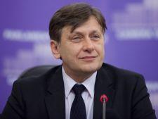 Crin Antonescu a fost ales presedintele Senatului