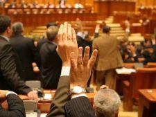 Deputatii au respins cererea de ridicare a imunitatii parlamentare a lui Ion Stan