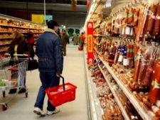 Alimentele s-au scumpit in Romania mai mult decat in restul tarilor europene