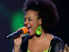Julie Mayaya a castigat concursul Vocea Romaniei