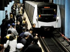 Calatoriile cu metroul s-ar putea scumpi cu 5% in 2013