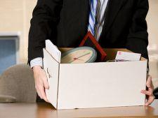 Calendarul concedierilor din 2012